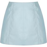 Green Pincord Skirt