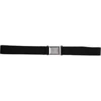 Black Belt With Magnetic Buckle