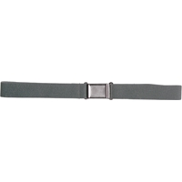 Grey Belt With Magnetic Buckle