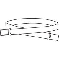 Belt Stretch with Magnetic Closure-Wine