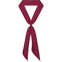 Burgundy Neck Tie