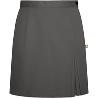 Grey Performance Skort