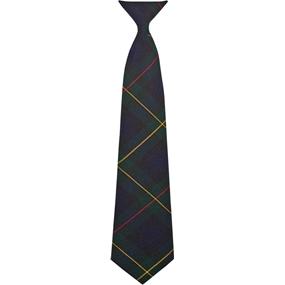 Belair Plaid Clip-On Neck Tie