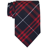 Hamilton Plaid Clip-On Neck Tie