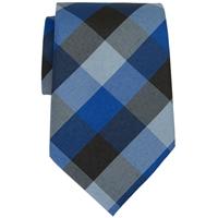 Hastings Plaid Clip-On Neck Tie