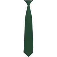 Green Clip-On Neck Tie