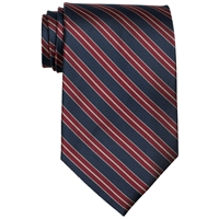 Medical Stripe Clip-On Neck Tie