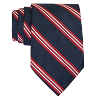 Brookshire Stripe Clip-On Neck Tie