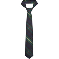Belair Plaid Adjustable Neck Tie