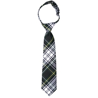 Carden Plaid Adjustable Neck Tie