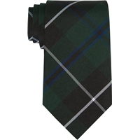 Columbia Plaid Adjustable Neck Tie