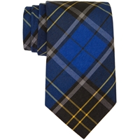 Mayfair Plaid Adjustable Neck Tie