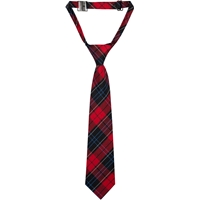 Woodland Plaid Adjustable Neck Tie