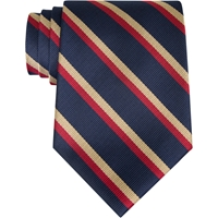 TG Stripe Adjustable Neck Tie