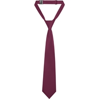 Wine Adjustable Neck Tie