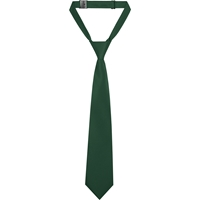 Green Adjustable Neck Tie