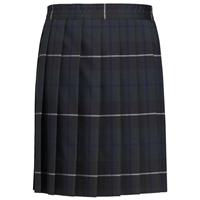 Columbia Plaid Knife Pleated Skirt