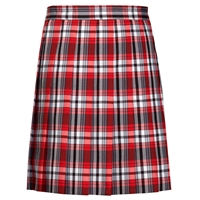 Mcdonald Plaid Knife Pleated Skirt