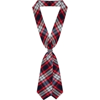 Tie w/Loop-Liberty Plaid