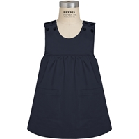 Navy Smock Jumper