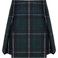 Columbia Plaid Pleated Skort