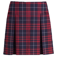 Hamilton Plaid Pleated Skort
