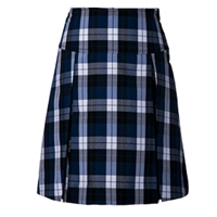 Morris Plaid Pleated Skort