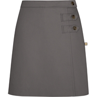 Rainier Grey Skort With Tabs
