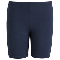 Dark Navy School Uniform Bike Shorts