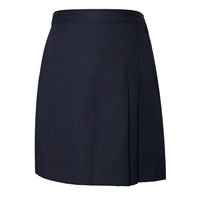 Navy Wrap Around Skort