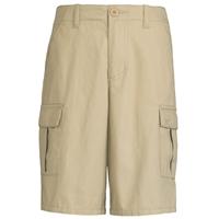 Khaki Cargo Walk Shorts