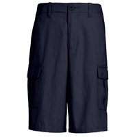 Navy Cargo Walk Shorts