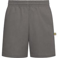 Rainier Grey Pull-On Walk Shorts