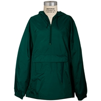 Forest Anorak Jacket with School Logo