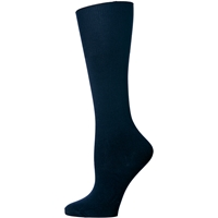 Navy Opaque Knee-Hi Socks