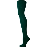 Hunter Green Heavy Weight Opaque Tights