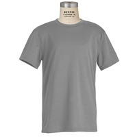 Oxford Grey Performance T-Shirt with School logo