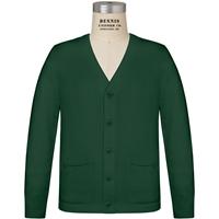 Forest V-Neck Cardigan Sweater