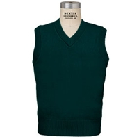 Forest V-Neck Sweater Vest
