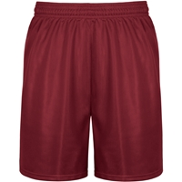Cardinal Mesh Shorts with School Logo