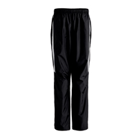 Black Warm-Up Pants