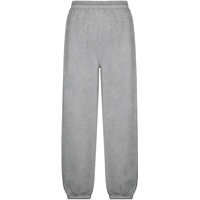 Oxford Grey Pull On Sweat Pant with Jogger Bottom with School logo