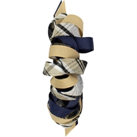 Langley Plaid Ribbon Barrette