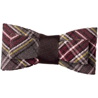 MM Plaid Flat Hairbow