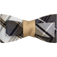 Langley Plaid Flat Hairbow