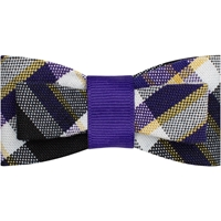 Arlington Plaid Flat Hairbow