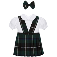 Columbia Plaid Doll Outfit
