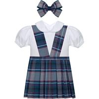 Dunbar Plaid Doll Outfit