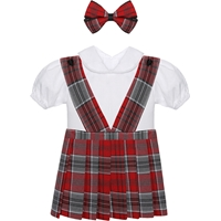 Fairmont Plaid Doll Outfit