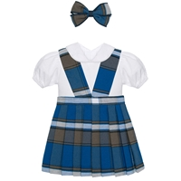 Grant Plaid Doll Outfit